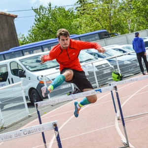 "400m haies SEM - Interclubs 1er tour 2016 Castres • <a style=""font-size:0.8em;"" href=""http://www.flickr.com/photos/137596664@N05/26315427094/"" target=""_blank"">View on Flickr</a>"