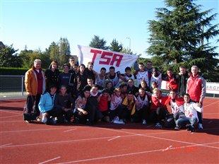Le TSA aux France Interclubs Jeunes 2007 à Vineuil