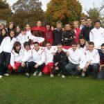 Le TSA à la finale nationale des Interclubs Jeunes Promotion 2009 à Forbach