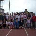 Les benjamins et minimes du TSA aux championnats du Tarn sur piste 2010 à Albi