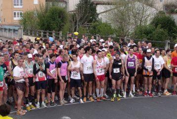 Départ du 10km Castres 2011