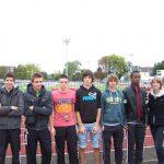 Le TSA à la finale A du challenge Equip'Athlé 2011 à Dreux