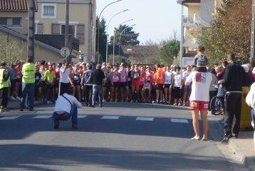 Départ du 10km de Castres 2012