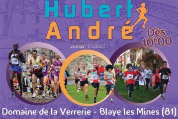Affiche du Cross Hubert André 2012