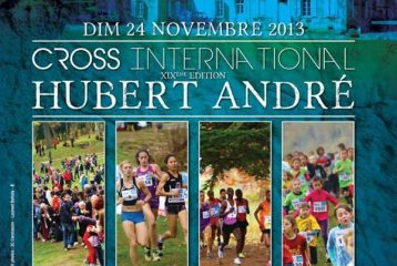 Affiche du Cross Hubert André 2013