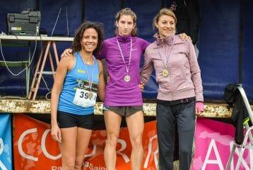 Julie Latger championne du Tarn 2016 de cross à Massac-Séran
