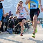Julie Latger au 10km de Blagnac 2016