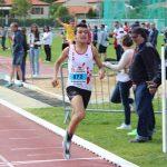 Flavien Szot sur 3000m au Challange Equip'Athle 2016