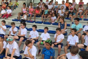 Dernière séance estivale de la saison 2016 du Castres Athlétisme
