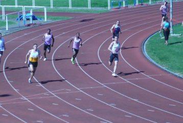Bruno Bernard sur 400m aux régionaux 2010 (2ème journée) à Sesquières