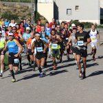 Départ des Charcu'trails 2015 à Lacaune