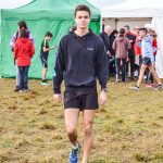 Jean-Baptiste Grand aux championnats du Tarn de cross 2016 à Massac-Séran