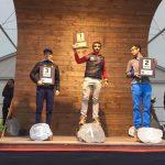 Benoit Galand remporte La Monna Lisa au Festival des Templiers 2016 à Millau