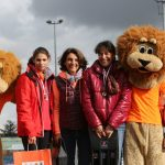 Clara Chamayou 2ème du 3000m marche au Balmarche 2016 à Balma