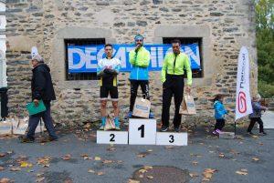 Maxime Durand remporte le Décath'trail 2016 à Castres