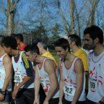 Départ du cross court aux championnats du Tarn de cross 2014 à Lisle-sur-Tarn