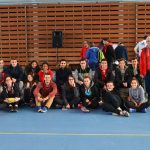 Le TSA au meeting indoor 2016 de Foix