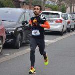 Benoit Galand remporte la Corrida de l'Épiphanie 2017 à Lescure-d'Albigeois