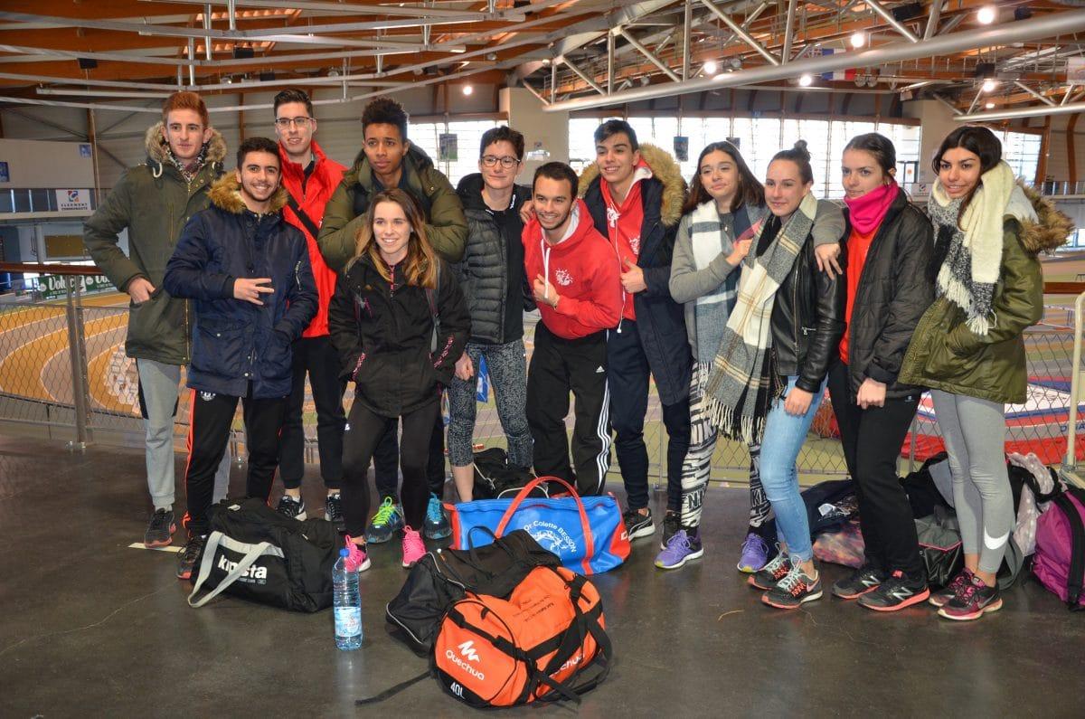 Le Tarn Sud Athlétisme au Meeting des Volcans 2017 à Aubière