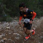 Benoit Galand sur le Gruissan Phoebus Trail 2017