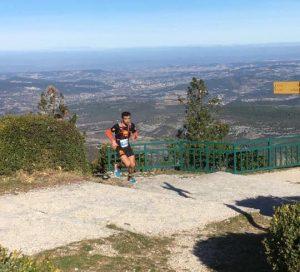 Benoit Galand au trail du Ventoux 2017