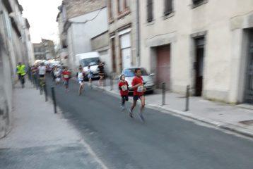 Course enfant du 10km Opel de Castres 2017
