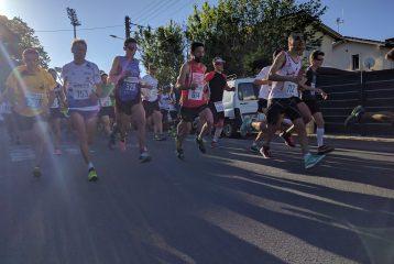 Départ de la Run CO Leclerc 2017 à Castres