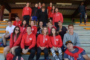 Le Tarn Sud Athlétisme au meeting du SATUC 2017 à Toulouse