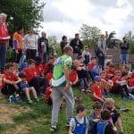 5ème journée du Trophée de l'Avenir 2017 à Labruguière