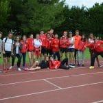 Le TSA aux championnats du secteur centre d'Occitanie 2017 à Perpignan