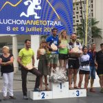 Benoit Galand vainqueur du Luchon Aneto Trail 2017 à Bagnères-de-Luchon