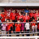 Entraineurs du groupe Baby Athlé 2017 du Castres Athlétisme