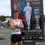 Jean-Baptiste Grand au 10km de Tournefeuille 2017