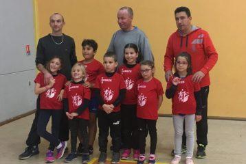 L'AC Sorèzien à la première journée du Trophée de l'Avenir 2018 à Sorèze
