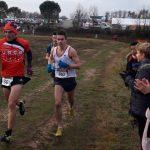 Jean-Baptiste Grand sur la course des As aux championnats du Tarn de cross 2018 à Florentin