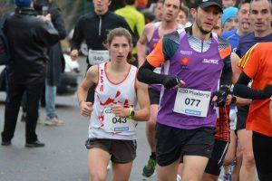 Julie Latger au 10km de Ramonville 2017