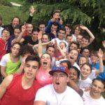 Stage estival du Castres Athlétisme 2017