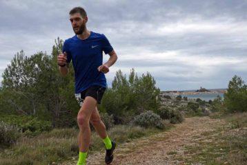 Jérôme Alayrac vainqueur du 18km au Gruissan Phoebus Trail 2018