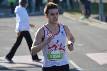 Jean-Baptiste Grand au 10km de Blagnac 2018