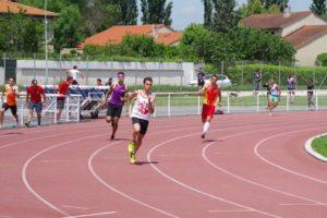 Anthony Velasco stratosphérique sur 400m lors de la finale interclubs 2018 à Castres