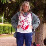 Corinne Ruffel championne d'Occitanie de Pentalancers 2018 à Graulhet
