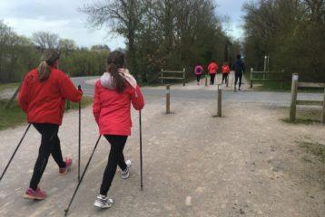 Groupe de marche nordique du Castres Athlétisme