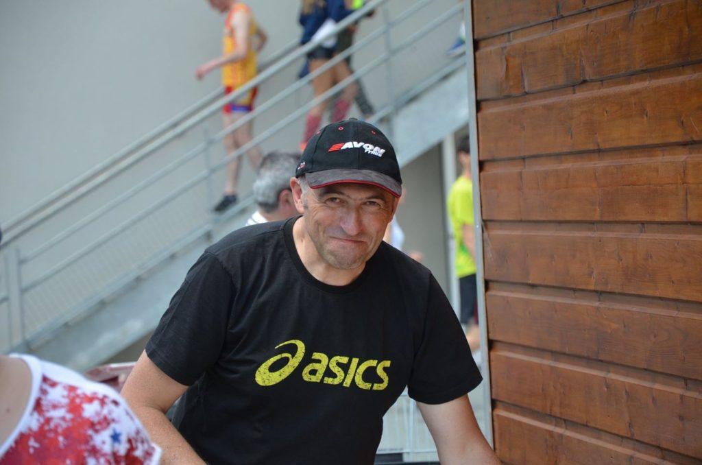 Jean-Michel Chamayou aux grillades lors de la finale interclubs 2018 à Castres