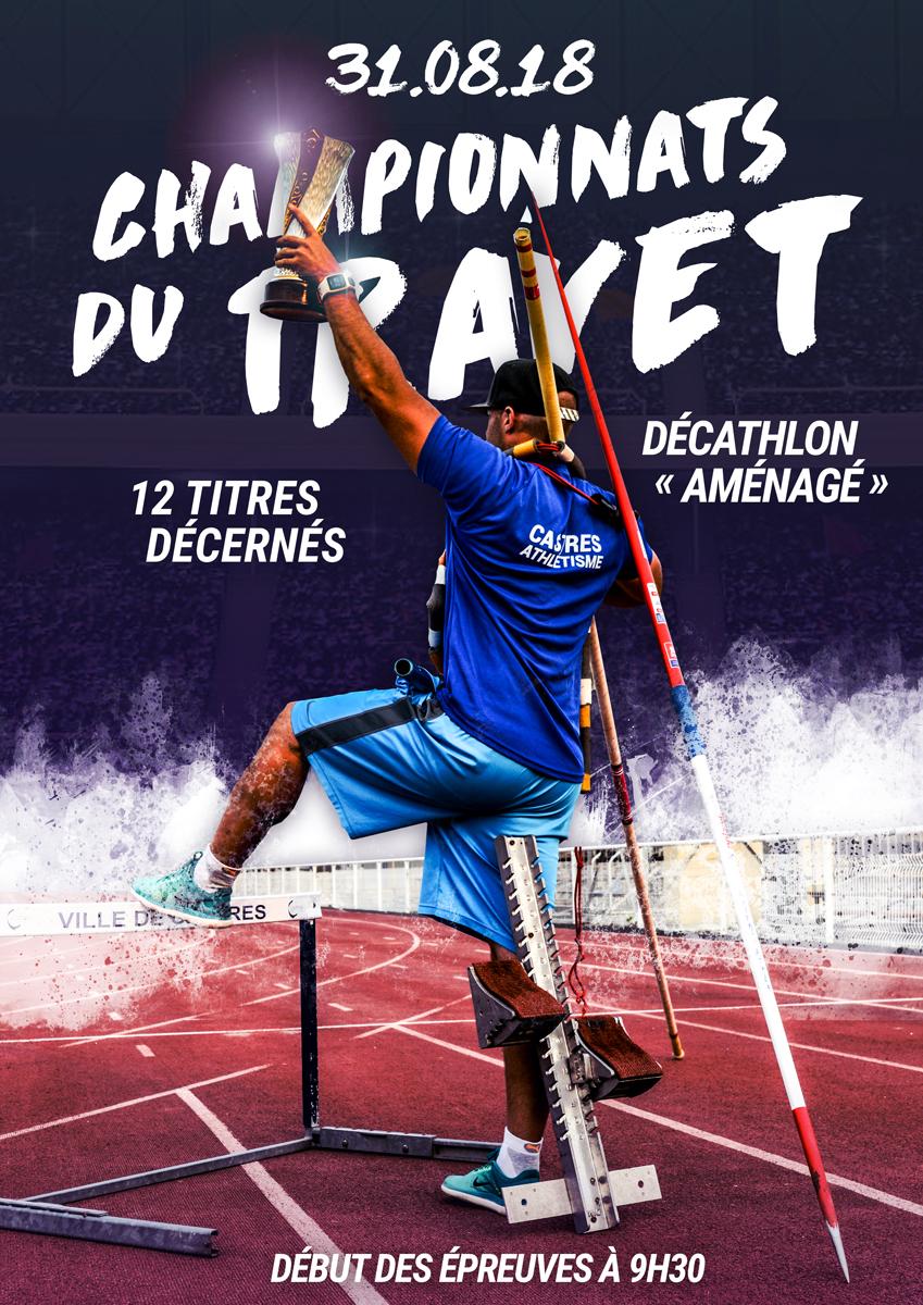Championnats du Travet 2018 (1ère édition)