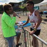 L'interview de Flavien Szot au Charcu'trail 2018 à Lacaune