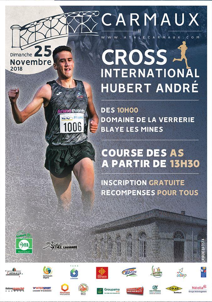 Cross Hubert André 2018