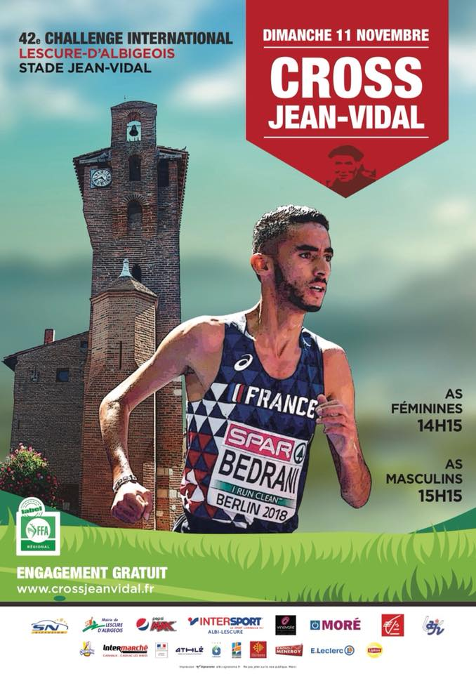Cross Jean Vidal 2018