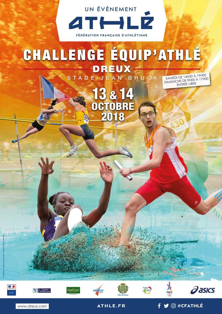 Finale Nationale du challenge Équip'Athlé Minimes 2018