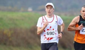 Philippe Terral au semi-marathon de Tarbes-Lourdes 2018