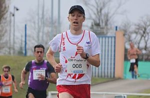 Philippe Terral au 10km de Ramonville 2018